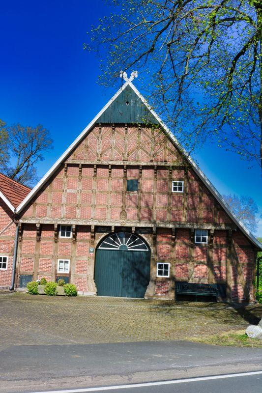 Bauerhäuer in Settrup