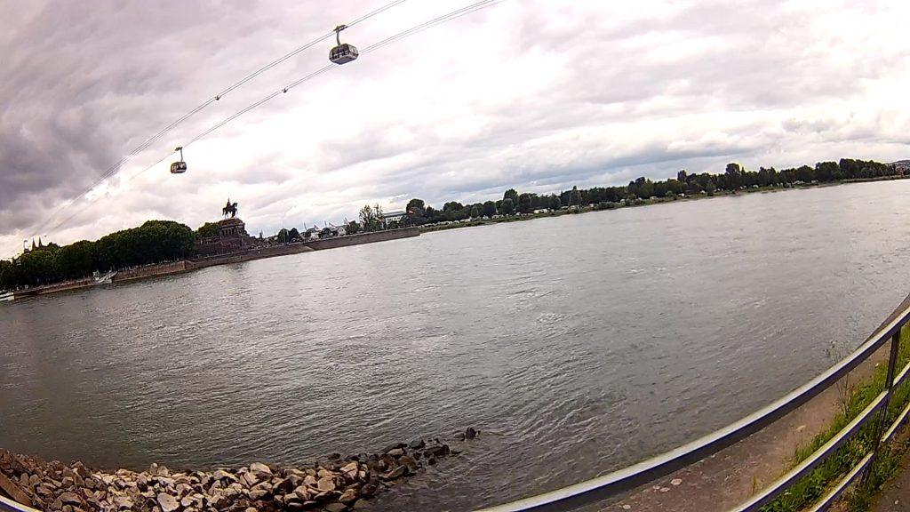 Radtour Sieg – Lahn – Rhein Teil 9