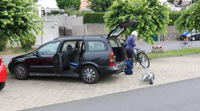 Radtour Sieg - Lahn - Rhein