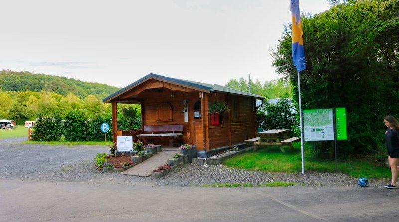 Campingplatz Happach an der Sieg