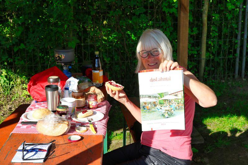 Radtour Sieg – Lahn – Rhein Teil 6