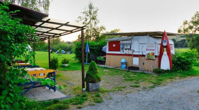 Campingplatz Rotanaan der Lahn