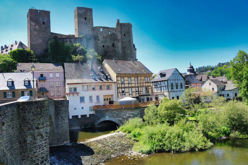 Radtour Sieg – Lahn – Rhein Teil 7