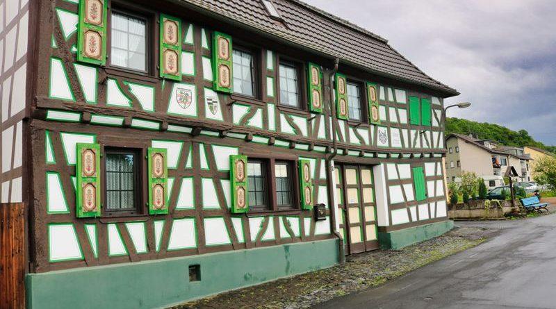Radtour Sieg – Lahn – Rhein Teil 10