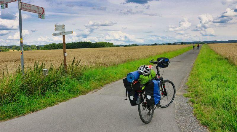 Radtour durch Deutschland Teil 3