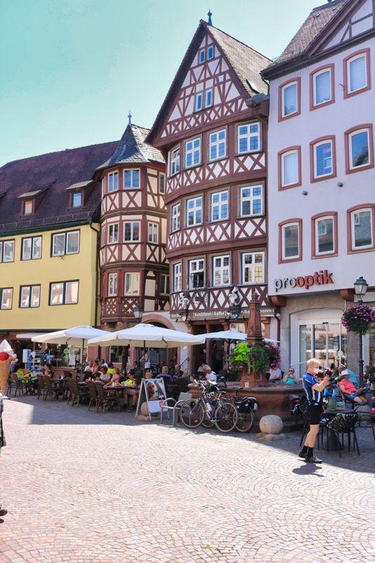 Radtour durch Deutschland Teil 8