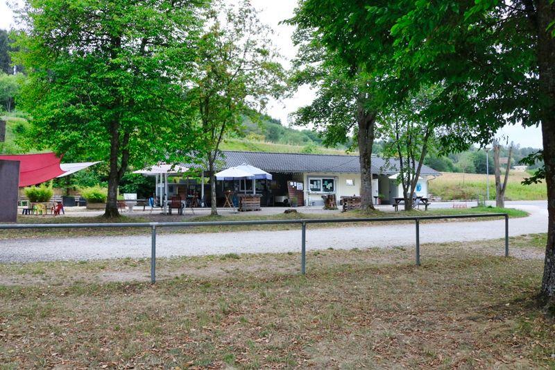 Radler - Zeltplatz Donauversickerung