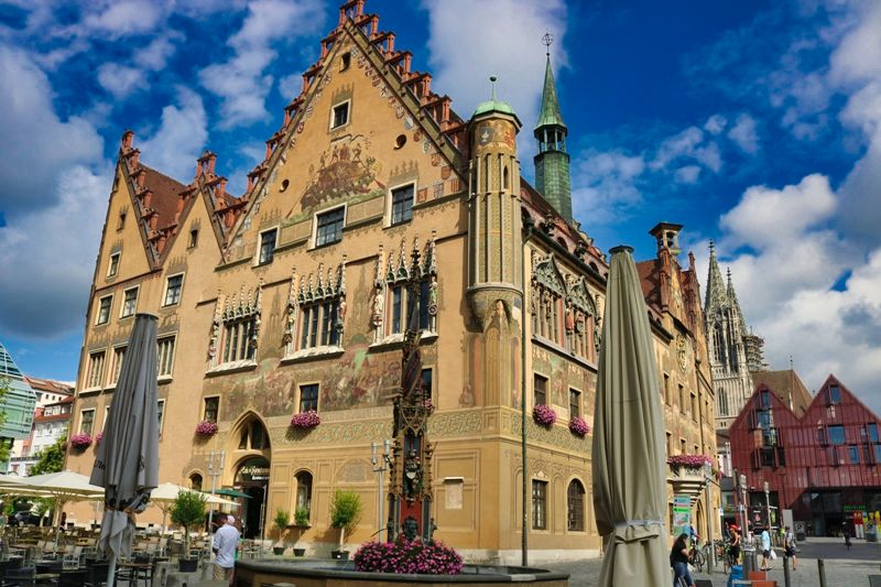 Radtour durch Deutschland Teil 16